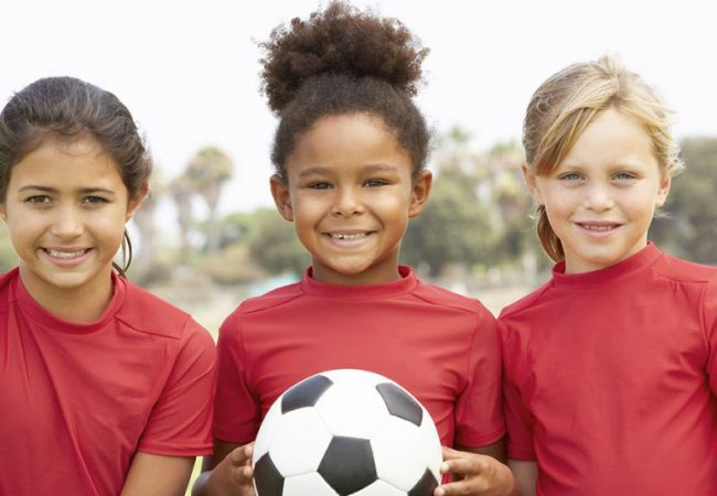 Teaching Your Child to be a Team Player