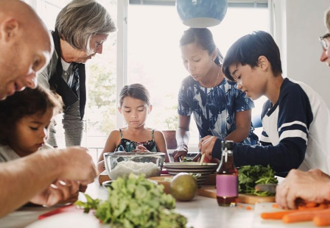 3 Ways to Celebrate Cultures through Cooking