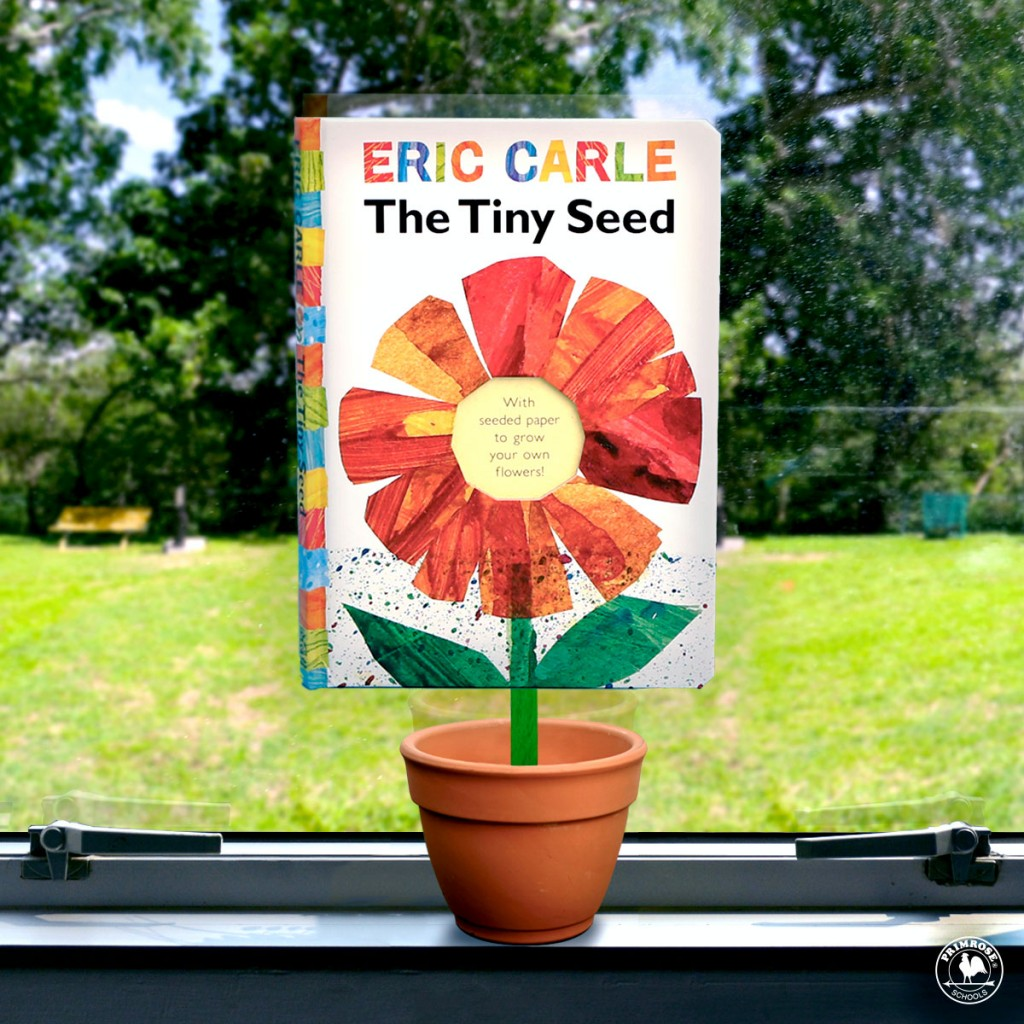 Book Post the TinySeed