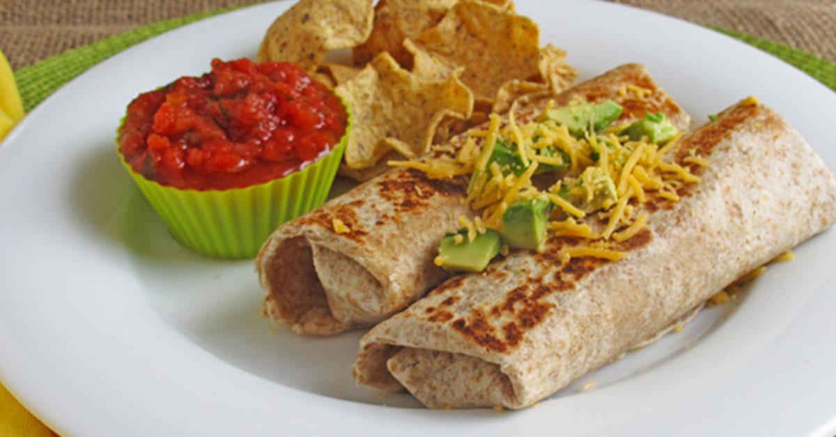 Quesadillas and Burritos