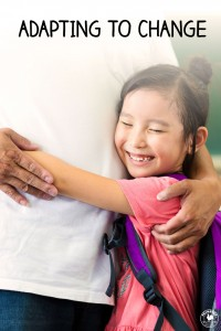 Tips for Helping Your Child Adapt to Change