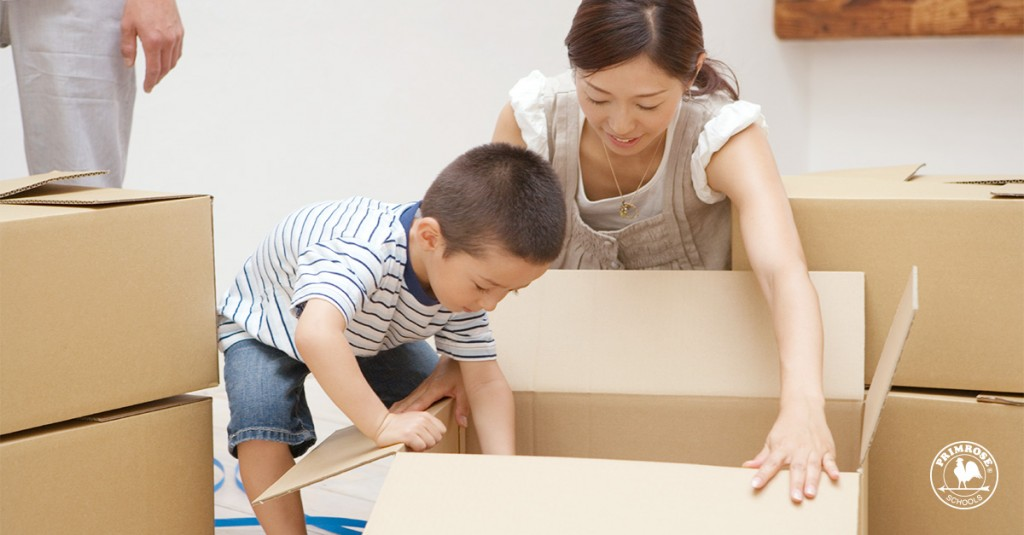 Tips for Helping Your Child Adapt to Change From Moving