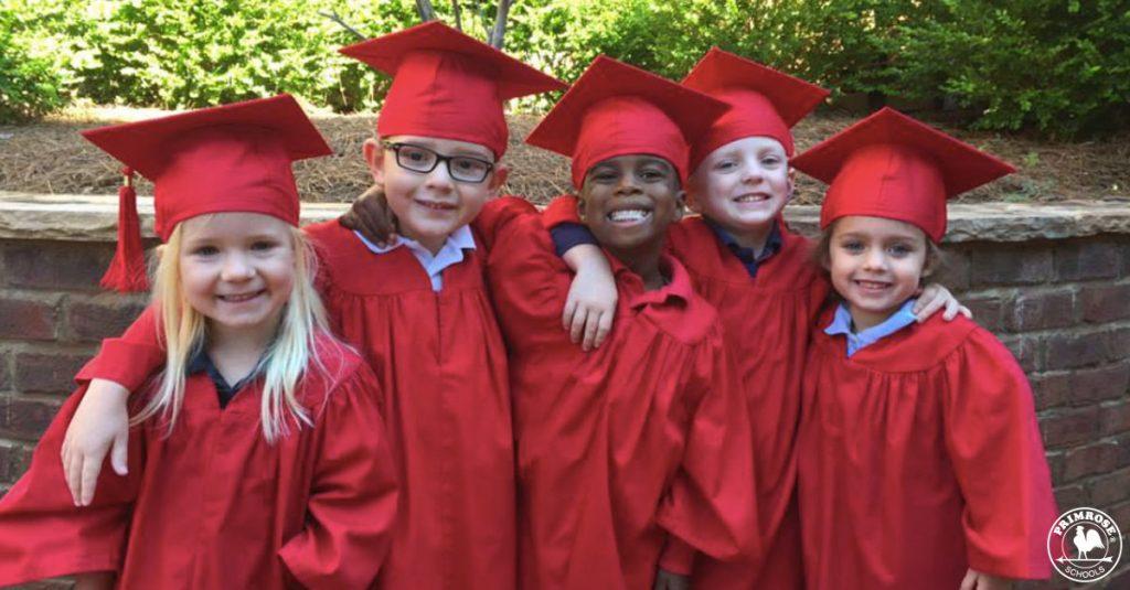 5 important lessons for our pre k graduates primrose schools