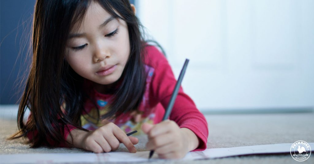 Handwriting Preparation Exercises for Your Child