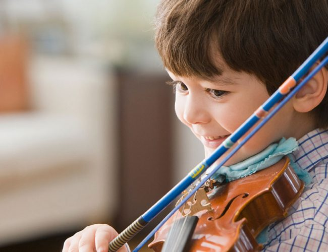 The First Steps to Your Child's Musical Success