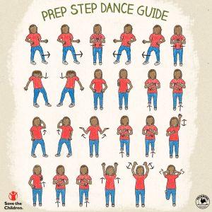 Prep Step dance Guide