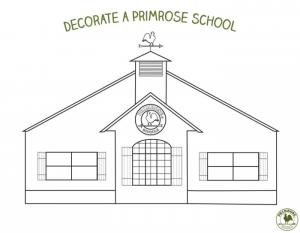 Decorate a Primrose School