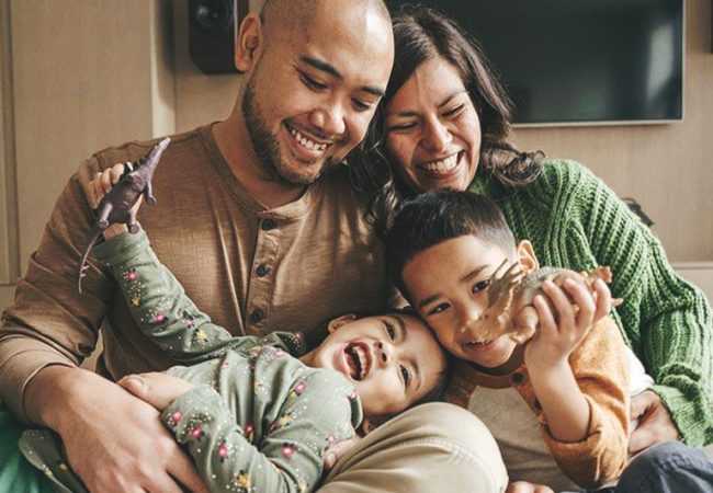 De-Stressing and Spending Quality Time with Your Kids