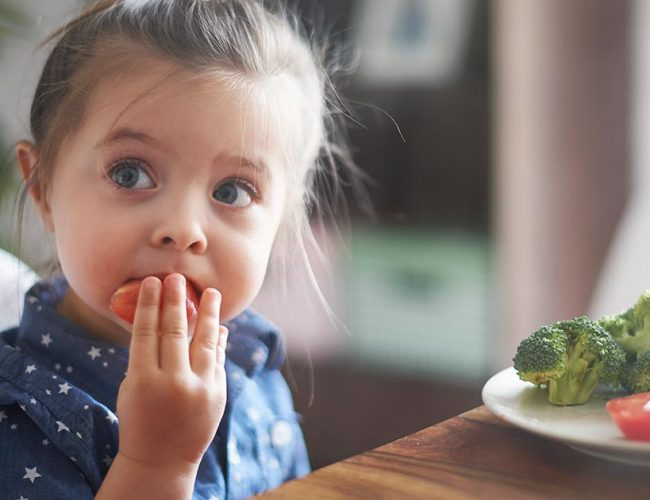 Healthy, Store-Bought Snacks for Kids