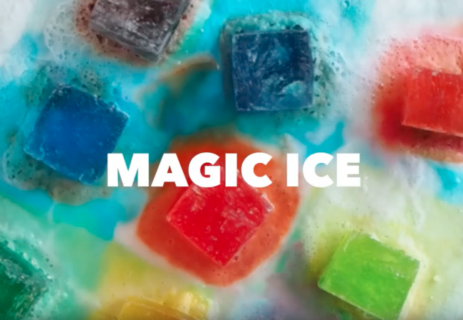 Science Fun: Magic Ice