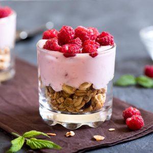 Valentine's Yogurt Recipe