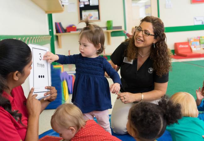 How Primrose Schools Differs from Montessori