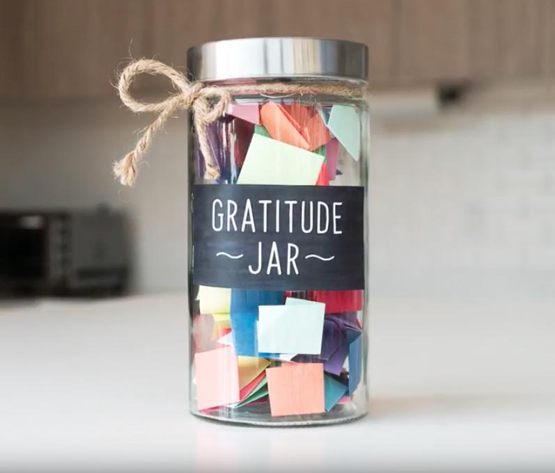 Gratitude Jar Craft Primrose Schools