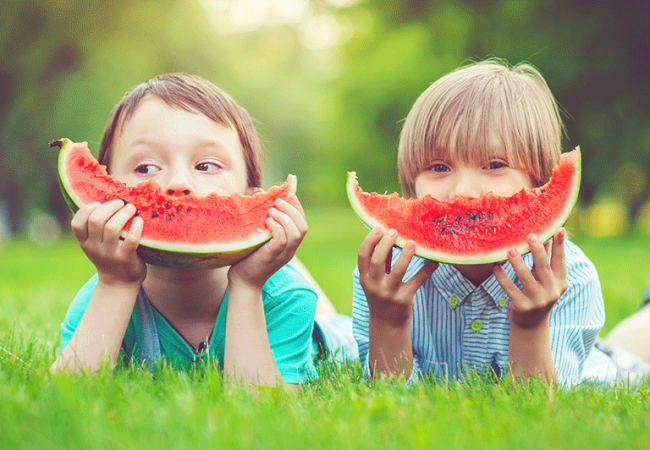Healthy Foods That Keep Kids Hydrated