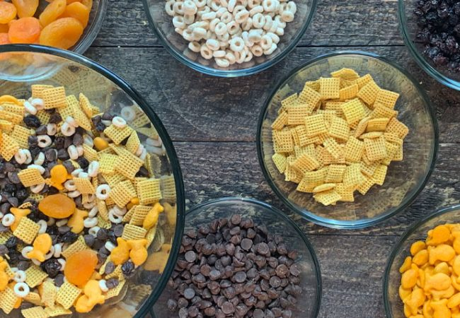 Snacktivity: Measure-It-Yourself Trail Mix