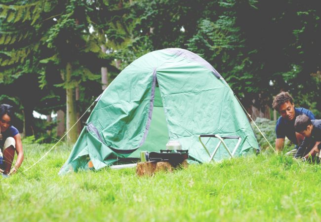 Plan a Backyard Campout with This Printable Checklist