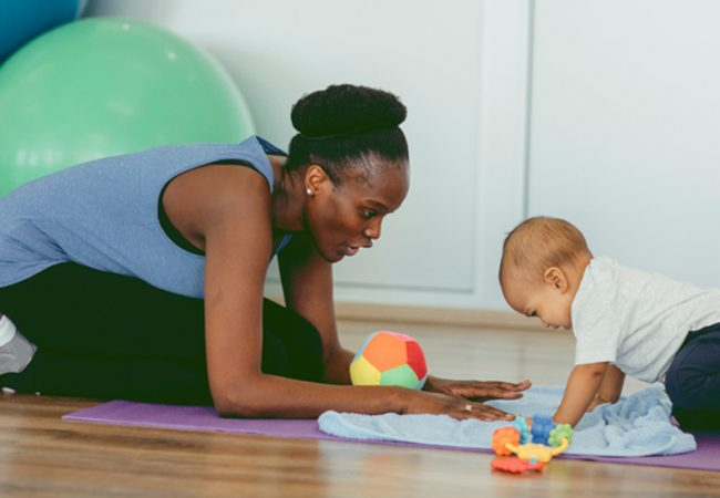 Physical Challenge: Parent and Child Exercise Ideas