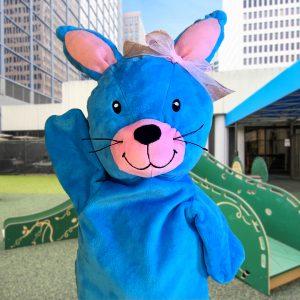 Primrose Friend Ally the Bunny