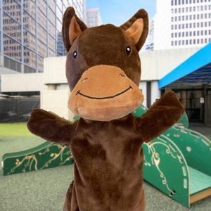 Primrose Friend Peanut the Pony