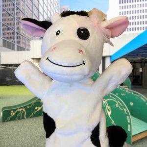 Primrose Friend Molly the Cow