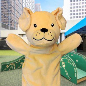 Primrose Friend Erwin the Dog