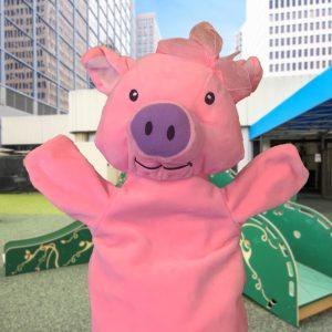 Primrose Friend Megy the Pig