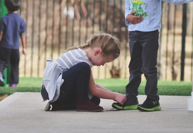 How Children Show Kindness at a Young Age